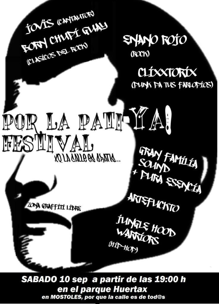 Por La Pati-YA! Festival