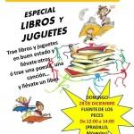 Mercadillo de Trueque especial libros y juguetes